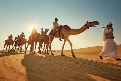 Camel_Ride_Euro_friends