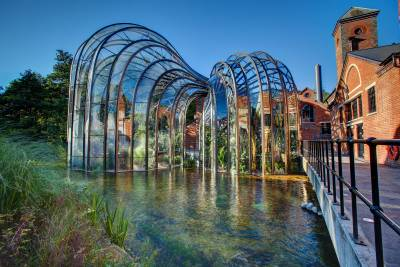 Natural selection: Inside the Bombay Sapphire distillery