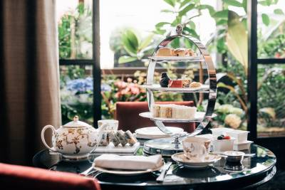 Four Seasons and Burlington Arcade launch new afternoon tea
