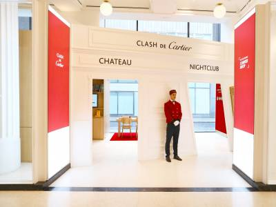 Clash de Cartier X Selfridges