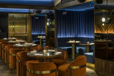 In the club: Glitz, glamour and music at The Court in Soho