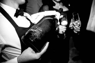 Prime Bond: Bollinger Champagne's latest 007 affair