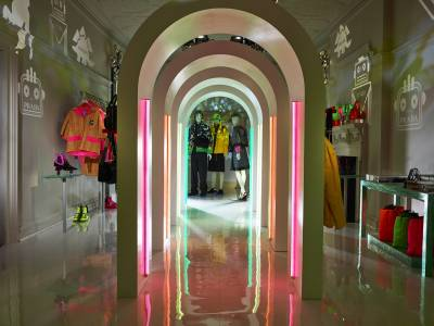Store wars: The experiential evolution of luxury boutiques