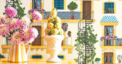 Taste of Spain: Cole & Son launch new Seville collection