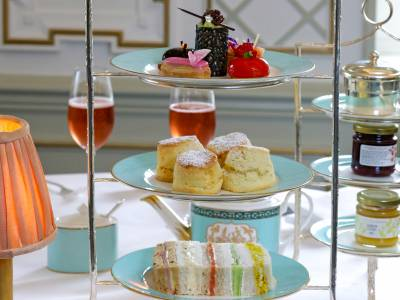 Diamond Jubilee Tea Salon reopens at Fortnum & Mason