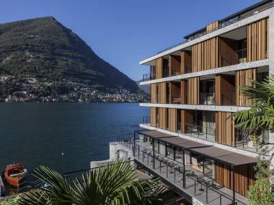 Power couple: Il Sereno joins forces with The Chedi Andermatt