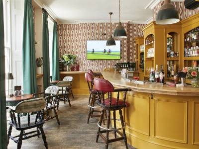 Good sport: Inside new private members' club, Fitzdares