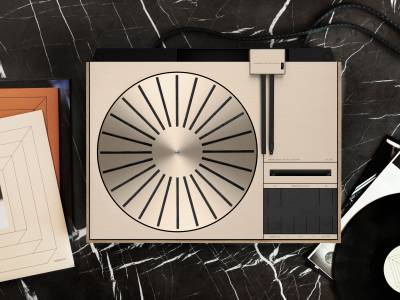 Bang & Olufsen revamps its iconic Beogram 4000 turntable