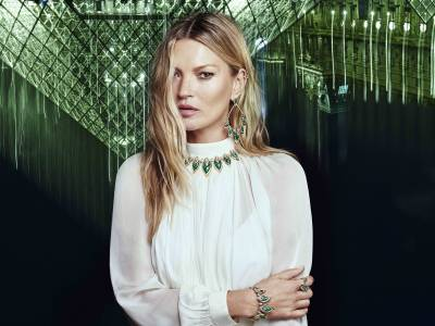 Model looks: Kate Moss designs High Jewellery for Messika
