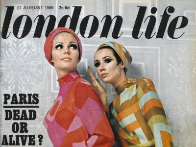 Inside an icon: London Life magazine and the Swinging Sixties