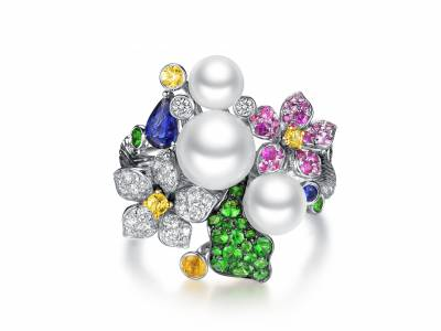 Fabergé unveils Featured Designer collection by James Ganh